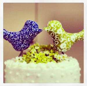 cake-and-birds